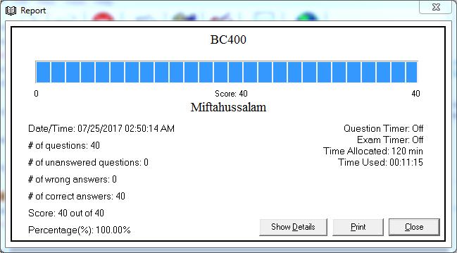 Contoh Soal Ujian SAP BC400 Beserta Jawabannya